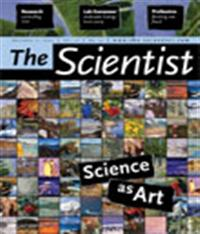 The Scientist November 2002 Cover