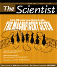 The Scientist January 2005 Cover