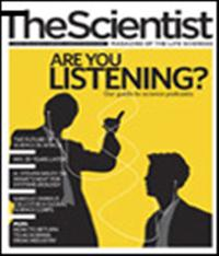 The Scientist June 2006 Cover