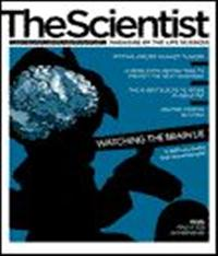 The Scientist May 2007 Cover
