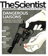 The Scientist May 2010 Cover