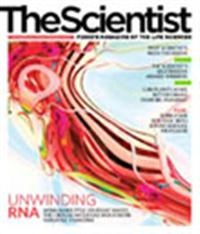 The Scientist September 2010 Cover