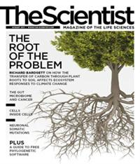 The Scientist August 2011 Cover