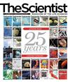 The Scientist October 2011 Cover
