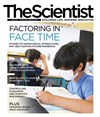 The Scientist June 2013 Cover