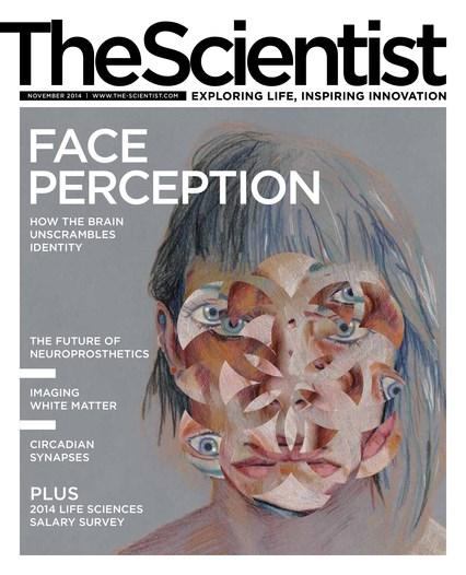 The Scientist November 2014 Cover