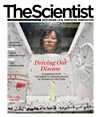 The Scientist January 2017 Cover