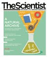 The Scientist October 2017 Cover
