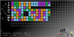 The game Phylo takes a Tetris-like approach to multiple sequence alignment, challenging players to line up rows of colored blocks to help identify conserved DNA sequences.