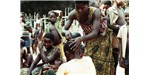 Collecting blood samples from Ebola patients and others in villages around Yambuku