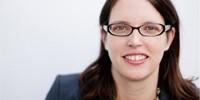 image: Erica Larschan: Hitting Her Targets