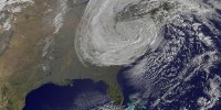 image: Hurricane Sandy Blows Through