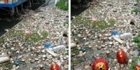image: $32K to Swim in Polluted River