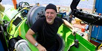 image: James Cameron Donates Submersible