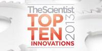 image: 2013 Top 10 Innovations Judges Set
