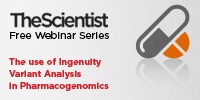 image: Using Ingenuity Variant Analysis in Pharmacogenomics