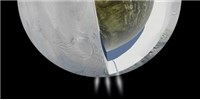 image: Saturn's Icy Moon Harbors Ocean