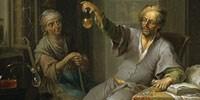 image: Illustrating Alchemy, 18th Century