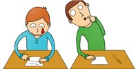 image: Study: Scientists Witness Plagiarism Often