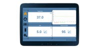 image: The Thermo Scientific Cymon Remote Monitoring Application