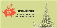 image: 2015 Life Sciences Salary Survey
