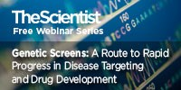 image: Genetic Screens: A Route to Rapid Progress in Disease Targeting and Drug Development