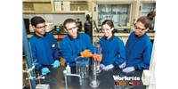 image: Workrite Uniform's New FR/CP Lab Coat Revolutionizes Safety