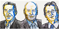 image: Molecular Machinists Win Nobel