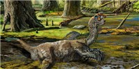 image: Image of the Day: Death of a Dinosaur