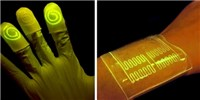 image: Image of the Day: Glowing Gloves