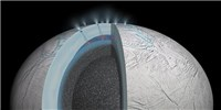 image: Study: Hydrogen on Enceladus Could Support Microbial Life