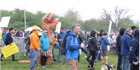 image: Science March Sights and Signs