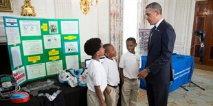 Trump to Hold Annual Science Fair