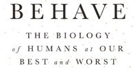 image: Book Excerpt from <em>Behave</em>