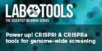 image: Power up! CRISPRi & CRISPRa tools for genome-wide screening