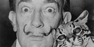 How Salvador Dalí's Mustache Endured Death