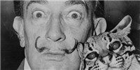 image: How Salvador Dalí's Mustache Endured Death