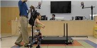 image: Robotic Orthotics Aid Gait in Kids with Cerebral Palsy