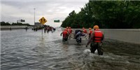 image: Flooding in Texas Blocks Researchers from Campuses