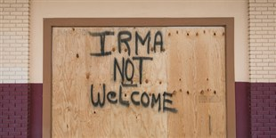 Irma Leaves Scientists Cut Off from Labs