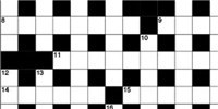 image: October 2017 TS Crossword Puzzle Answers