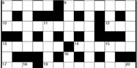 image: November 2017 TS Crossword Puzzle Answers
