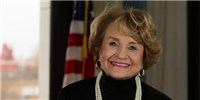 image: Louise Slaughter, Scientist and Congresswoman, Dies