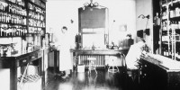 image: One-Man NIH, 1887