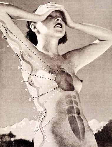 image: Light Therapy, circa 1939