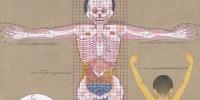 image: Tibetan medical paintings