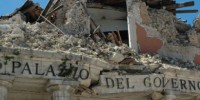 image: Italian scientists on shaky ground