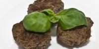 image: Lab-Grown Burgers