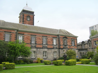 The Harris Building, University of Dundee
