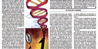 image: The Human Genome Project, <br>Then and Now